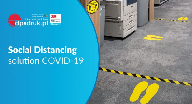 Social Distancing solution COVID-19